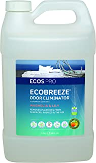 ECOS PRO PL9839/04 EcoBreeze Odor Eliminator, Magnolia-Lily (Pack of 4)