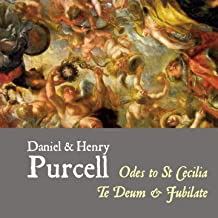 Daniel & Henry Purcell: Music for Saint Cecilia