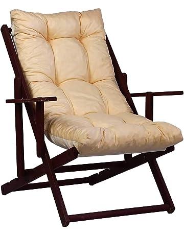 48 BAOFUL Materassino per Sdraio Cuscino per Mobili da Giardino Cuscino per Sedia A Sdraio Cuscino per Sedia Reclinabile Cuscino per Vacanze Cuscino155 Escluse Le Sedie 8 Cm