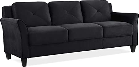 Lifestyle Solutions Collection Grayson Micro-fabric SOFA, 80.3