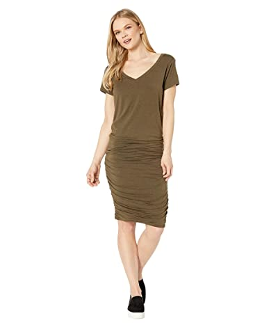 Prana Foundation Dress (Slate Heather) Women