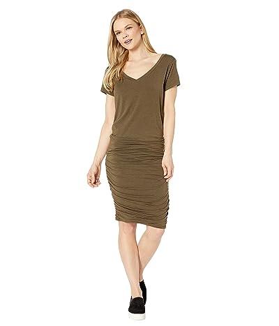 Prana Foundation Dress (Slate Heather) Women