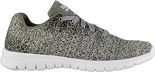 Fabric Flyer Runner Womens Trainers Shoes Grey Ladies Running Sneakers Footwear