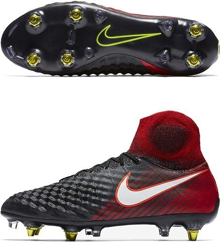 Nike Magista Obra II AC DF SG-Pro, Chaussures de Football Homme