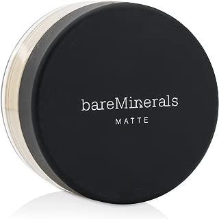 Bareminerals/ Matte Foundation Broad Spectrum Spf 15 Medium Golden (W20) .21 Oz