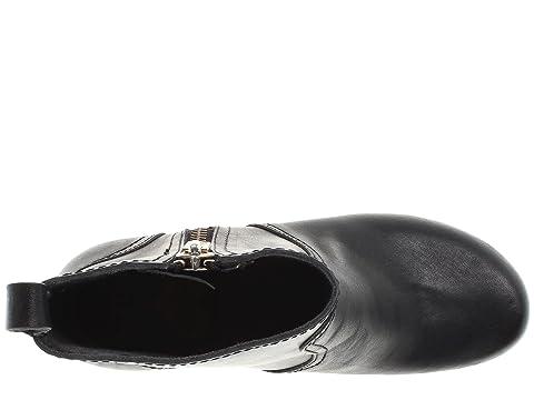 BlackBlack Zip Swedish 2 Emy 1Chocolate NubuckRed It Hasbeens 5p16I