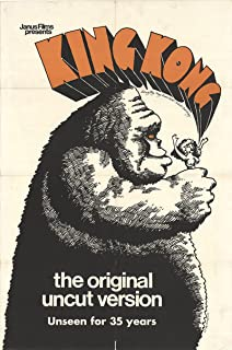 King Kong 1968 Authentic 27