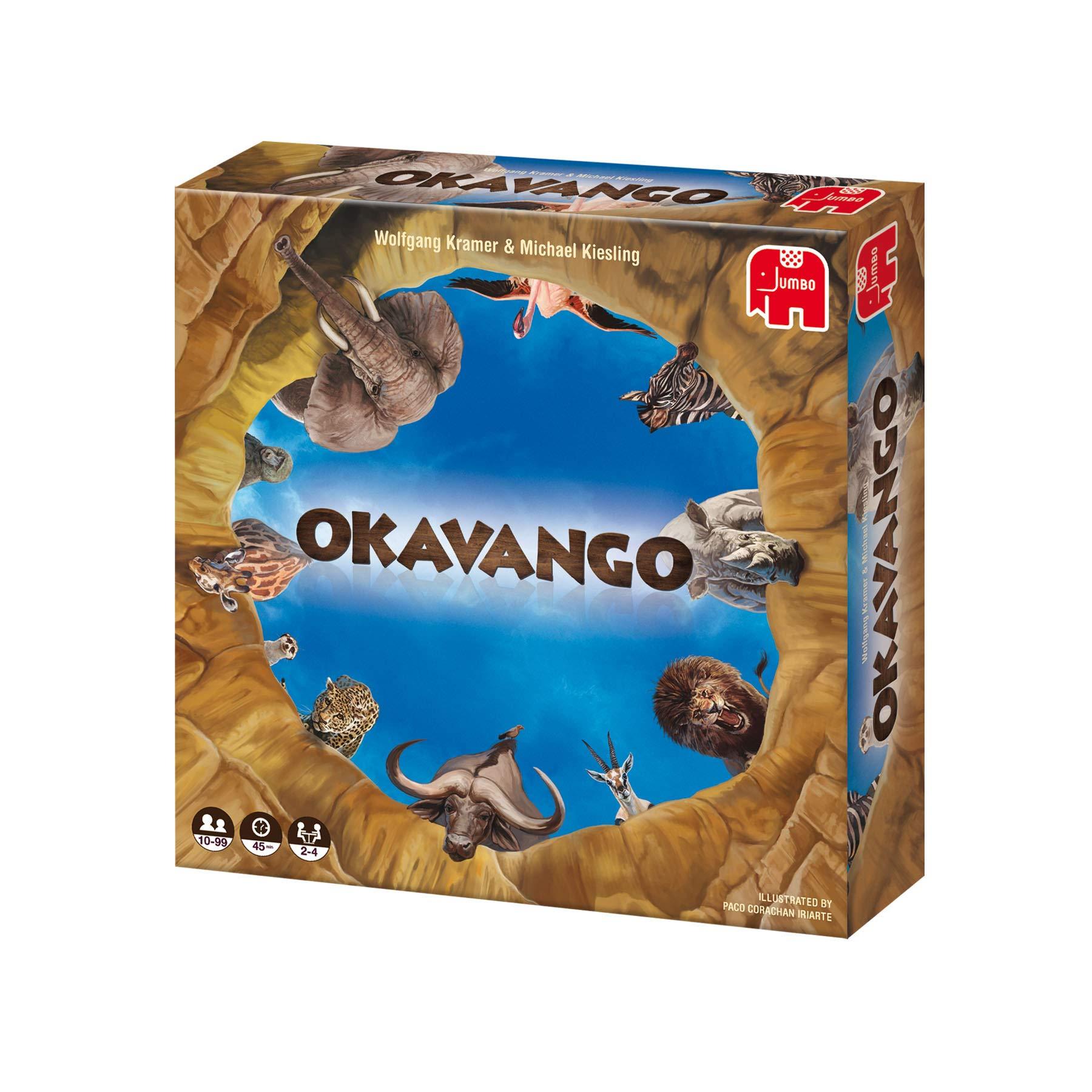 Jumbo - Okavango (62404): Amazon.es: Juguetes y juegos