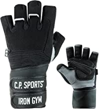 C.P. Sports professionele gym-handschoen, fitnesshandschoen, trainingshandschoen, bodybuilding handschoenen mannen, fitnes...