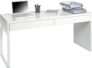 Habitdesign 002315A - Mesa Escritorio, Mesa de despacho Dos