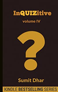 Trivia Quiz & Pub Quiz Book: InQUIZitive (Volume IV)