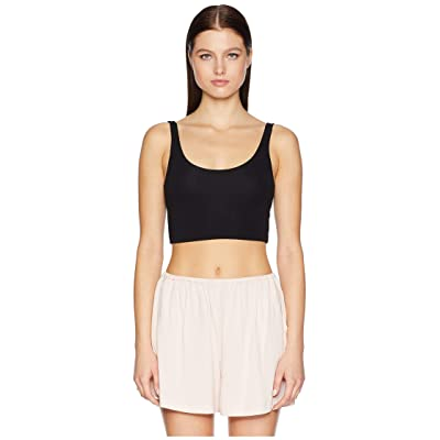 Skin Clio Crop Top (Black) Women