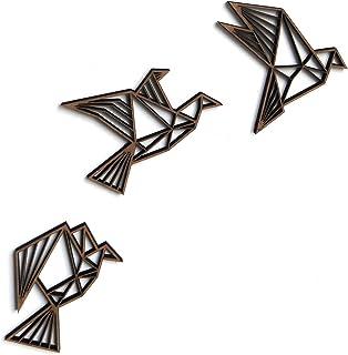 NOGALLERY 3D Schriftzug, Holz, Natur