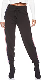 Tommy Hilfiger Women's Maisy Knitted Side Stripe Joggers