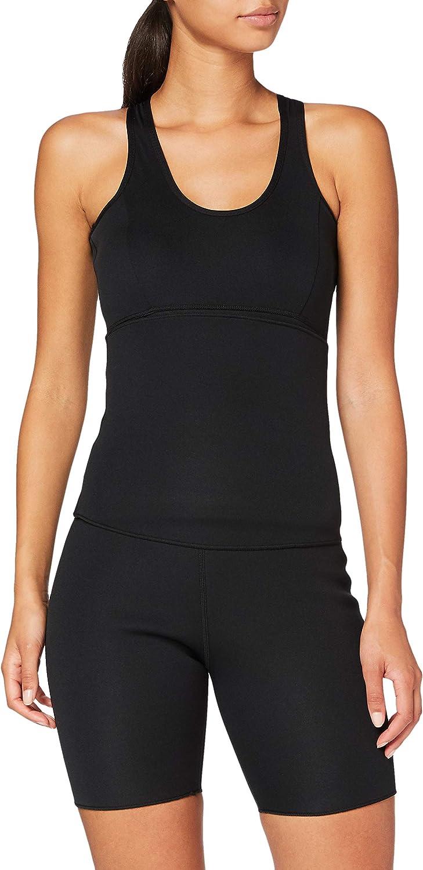 Saunabooster Women's Sweat 2021 NEW before selling new Belt Pants Bl Top SL115 womens Set