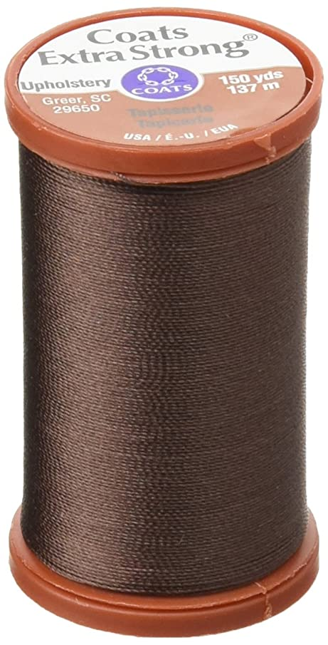 Coats & Clark S964-8960 Extra Strong Upholstery Thread, 150-Yard, Chona Brown