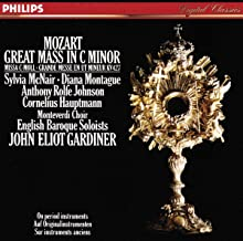 Mozart Great Mass In C Minor
