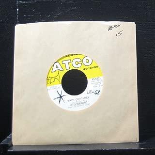 Otis Redding - White Christmas / Merry Christmas Baby - 7