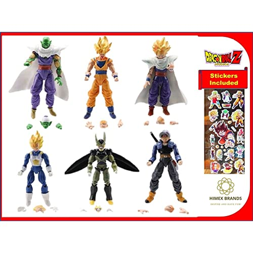 HIMEX BRANDS Dragon Ball Z 5