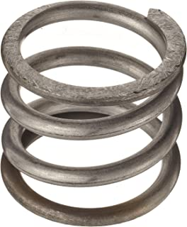 302 Stainless Steel 2.08 Compressed Length Compression Spring Pack of 10 Inch 4 Free Length 0.068 Wire Size 0.85 OD 4.75 lbs//in Spring Rate 9.11 lbs Load Capacity