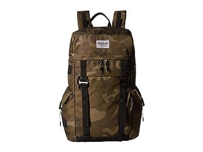 Burton Annex Pack (Worn Camo Print) Day Pack Bags