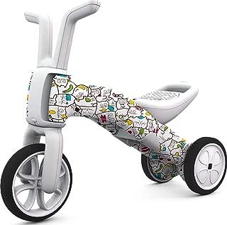Chillafish Bunzi Fad Edition: 2-in-1 Gradual Balance Bike & Tricycle, Camouflage