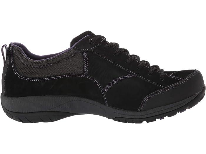 Women/'s Dansko Paisley Waterproof Athletic Sneakers Navy
