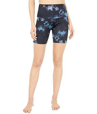 Onzie 5 Bike Shorts (Night Swim) Women