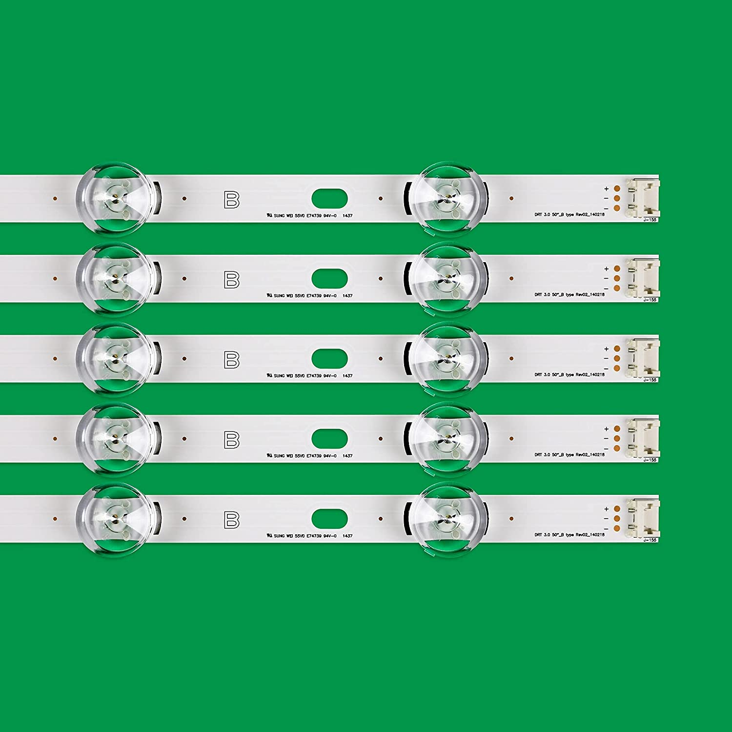 Replacement Part for TV 10 PCS Gorgeous Array set LED Strip Backlight New mail order