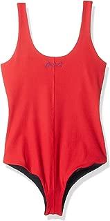 Women's Quick Dry Merica' USA 1-Piece Swimsuit Bodysuit