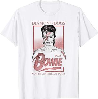 David Bowie - Diamond Dogs Tour T-Shirt