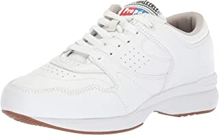 Propét Womens WAA062LWHTX-07H Cross Walker Le 7 XW US White
