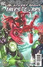 Green Lantern Blackest Night Tales of the Corps #2 1:25 Gray Frank Variant