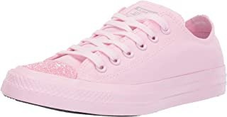 pink leather converse womens