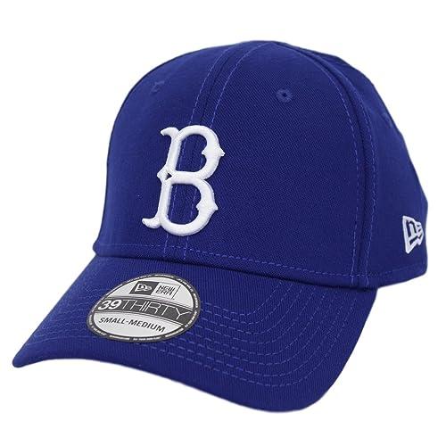 e6967b3db New Era Brooklyn Dodgers MLB 39THIRTY Cooperstown Classic Custom Flex Fit  Hat