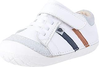 Old Soles Boy's Pave Denzle Leather Slip On Sneaker