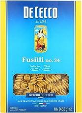 De Cecco Fusilli 16.0 OZ (Pack of 12)