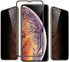 OBEV iPhone 11 Hayalet Ekran Koruyucu Gizli Hayalet Kırılmaz Cam Temperli Ekran Koruyucu Tam Gizlilik Tam Koruma Ekran...