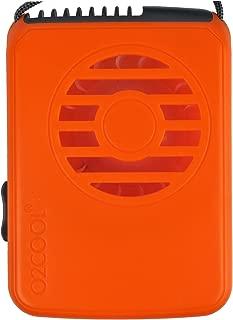 O2COOL Necklace Fan (Orange)