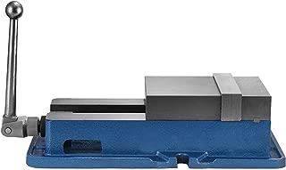 Zbond 6 Inch Precision Milling Machine 6 Inch ACCU Lock Down Vise Precision Milling Vice - 6 Inch Jaw Width - Drill Press Vise Milling Drilling Machine Bench Clamp Clamping Vice