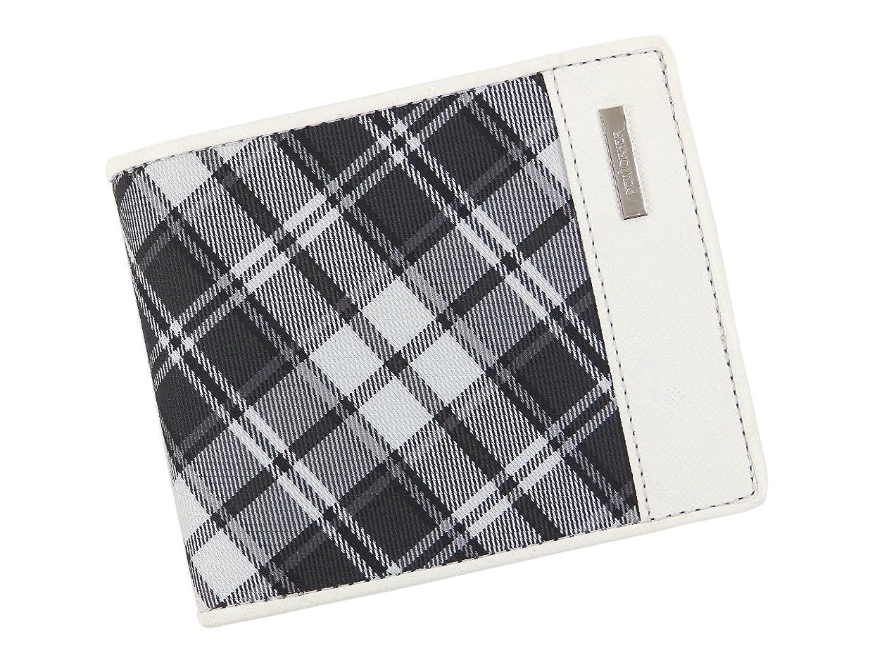 オッズ変わる縞模様の(ニューヨーカー) NEWYORKER 二つ折り財布 NY039-01