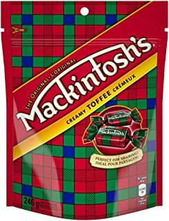 Nestle Mackintoshs Creamy Toffee, 246g/8.7oz, Imported from Canada}
