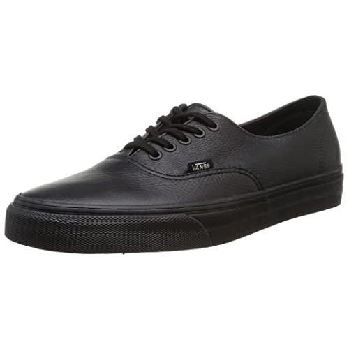a1e02bd5faa7 Vans Unisex Adults  U Authentic Decon Leather Sneakers