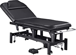 Sponsored Ad - Beauty Salon Spa Electrical Facial Beauty Bed Spa Massage All Purpose Doctor's Reclining Bed and Chair - Ma...