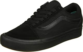 VANS Ua Comfy Cush Old Skool Women's Athletic & Outdoor Shoes, Black