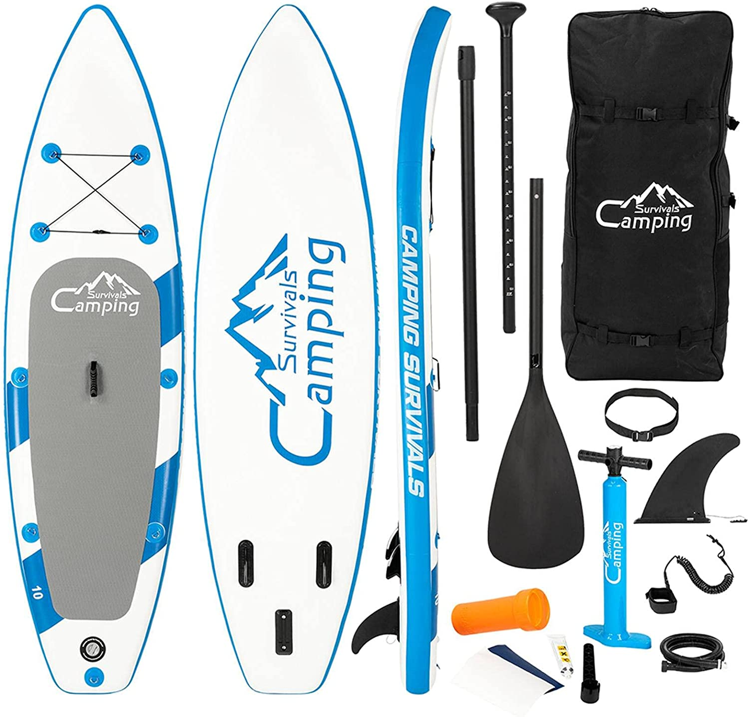 NC 10 Low price feet Paddle Board Surfboard Max 84% OFF Kayak Inflatable Adjusta Youth