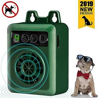 Bark Control Device, USB Charging Sensitivity Adjustable Anti Barking Deterrent, Ultrasonic Dog Bark Control, Sonic Bark Deterrents Silencer Stop Barking Bark Stop Repeller