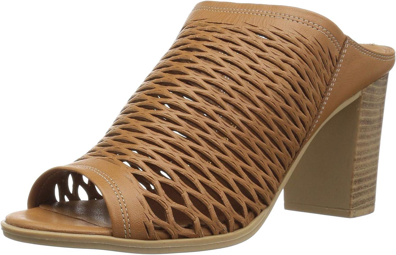 Spring Step Women's Marinda Heeled Sandal