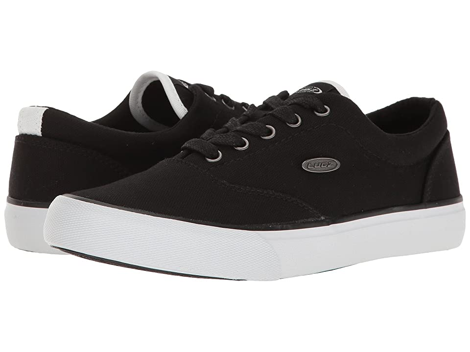 Lugz Seabrook (Black/White) Women