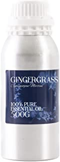 Mystic Moments | Gingergrass Essential Oil - 500g - 100% Pure